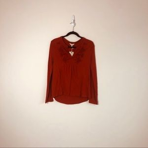(NWT) Lucky Brand Top